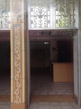 St Luke's Lobby