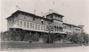 La Pintoresca Hotel, Pasadena CA. Image courtesty the Pasadena Digital History Collaboration (http://pasadenadigitalhistory.com)